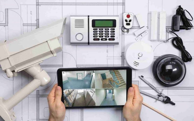 Monitoring Services That You Can Receive from A Home Security Company